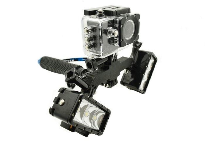 GoPro Light Mount