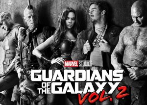 Guardians of the Galaxy Vol. 2 Official Teaser Trailer (video)