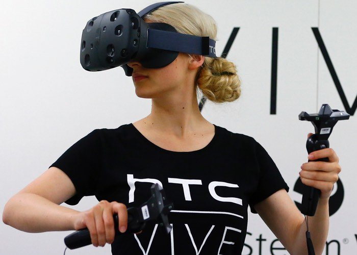 HTC Vive Sales