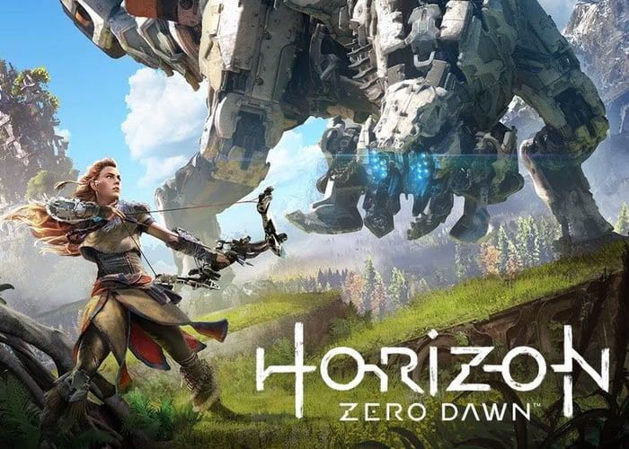 Horizon Zero Dawn Evolution