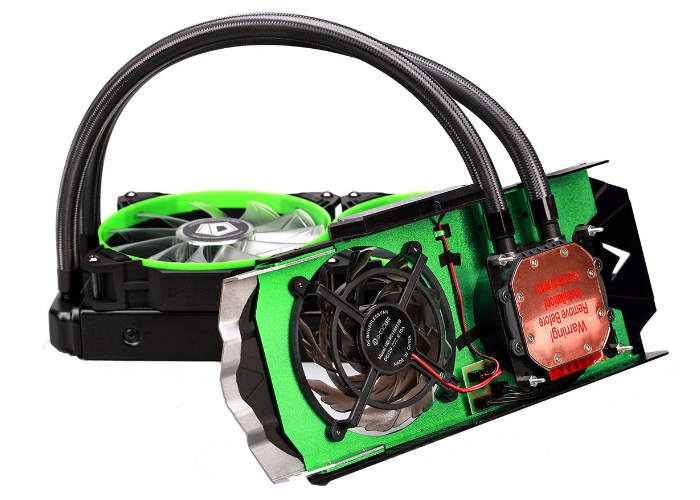 ID-Cooling Icekimo 240 VGA Cooler
