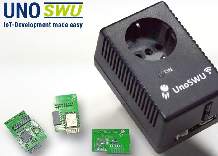 Internet Of Things Smart Socket