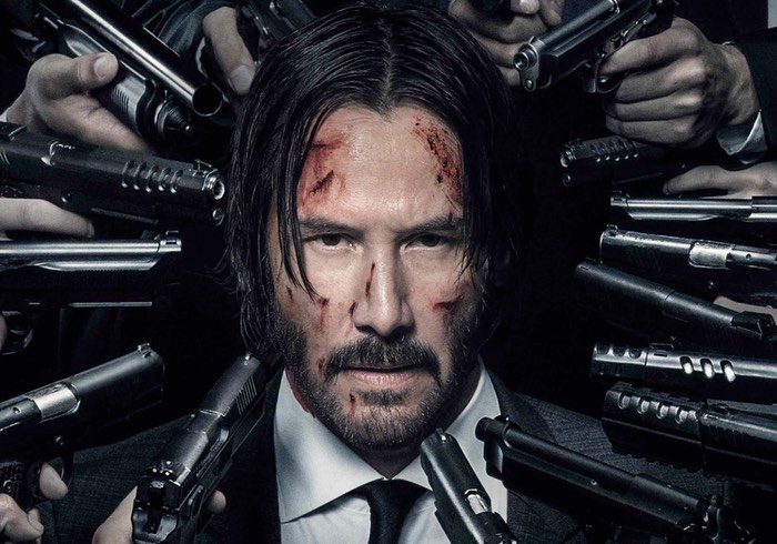 John Wick 2: first trailer, new poster