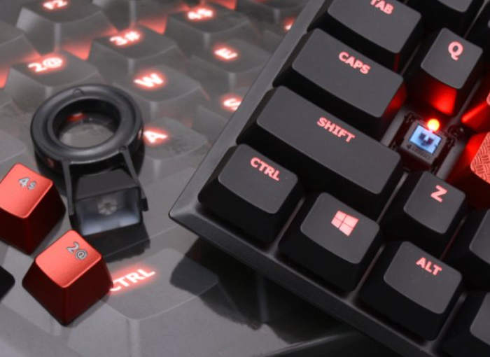 Kingston HyperX Alloy FPS Gaming Keyboard