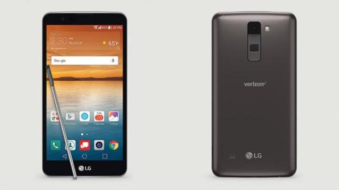 LG Stylo 2 V Lands On Verizon