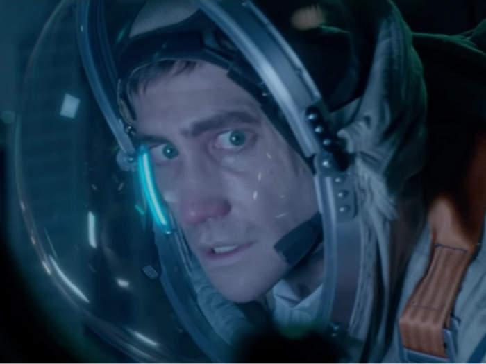LIFE Sci-fi Horror Movie Trailer