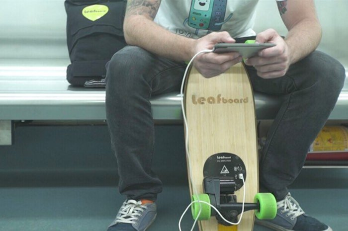 Leafboard Electric Skateboard