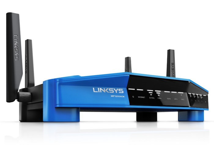 Linksys Tri-Stream 160 Router Launches