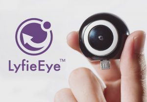 LyfieEye 360 Degree Smartphone Camera (video)