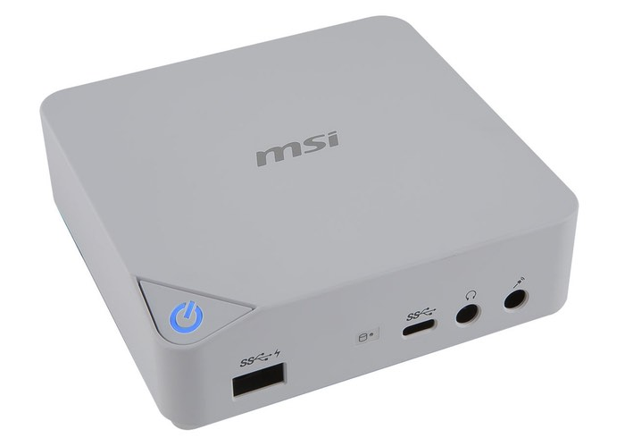 MSI Upgraded Cubi 2 Mini Desktop PC