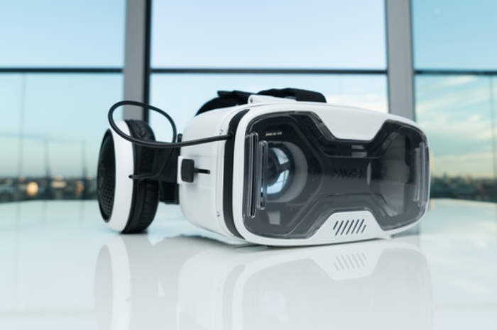 MVR Ascend Untethered VR Headset