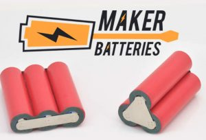 Build Your Own Custom Battery Packs For Projects Using Maker Batteries (video)