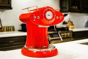 Metropolis Professional Grade Home Espresso Maker (video)