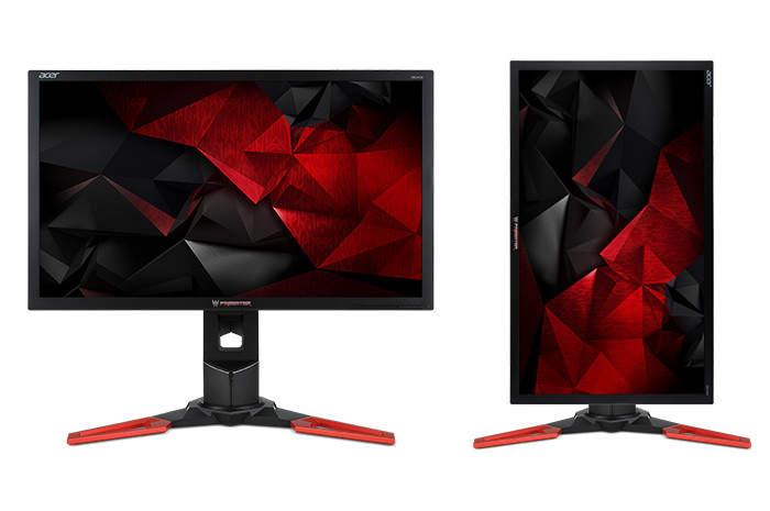 New Acer Predator 24-inch G-SYNC Monitor