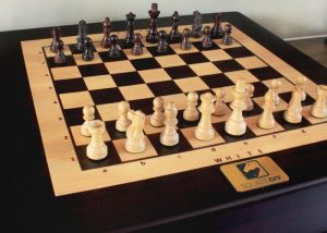 Square Off Next Generation Chess Board With Automated Moving Pieces (video)