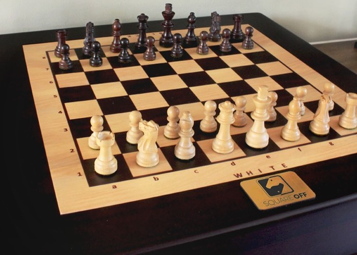 Next Generation Chess Board