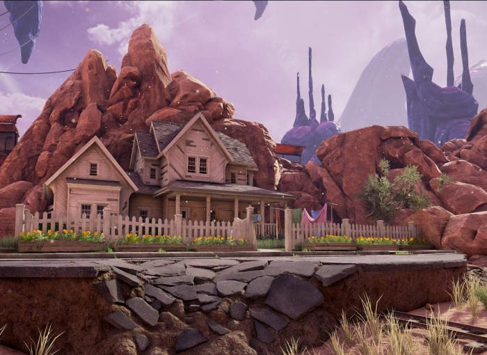 Obduction VR Horror Game