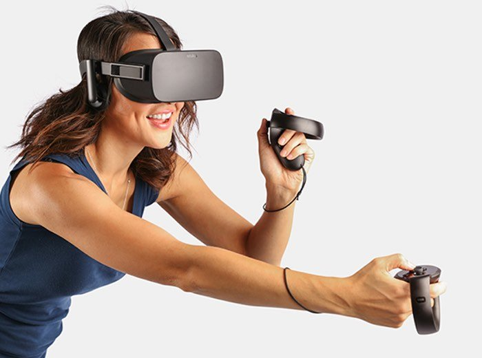 Oculus Touch Controllers Now Available To Pre Order For