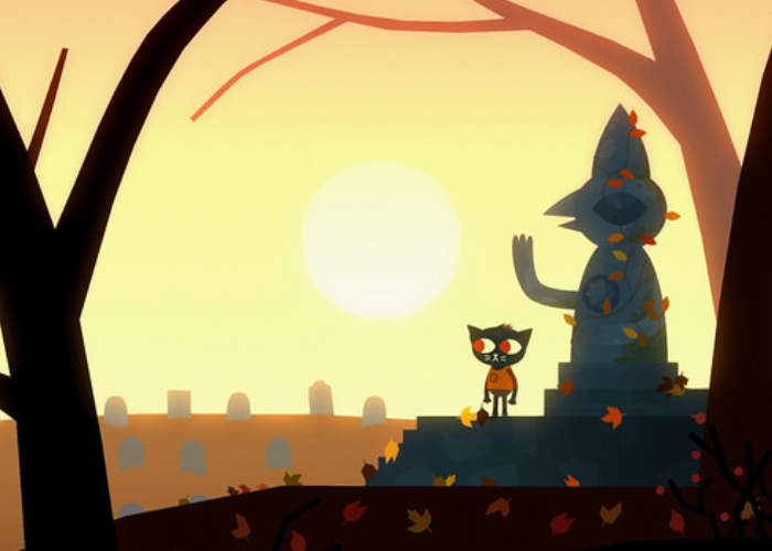 PlayStation 4 Night In The Woods