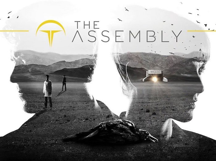 PlayStation VR Game The Assembly