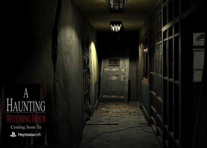 PlayStation VR Horror