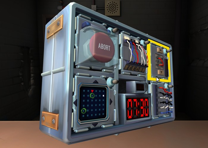 PlayStation VR Party Game - Keep Talking and Nobody Explodes