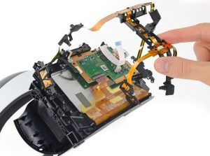 PlayStation VR Teardown By iFixit (video)