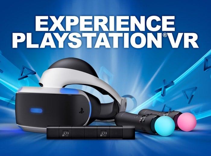 PlayStation VR Setup