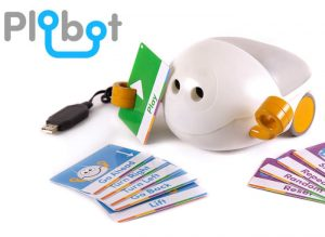 Plobot The Robot Companion Lets Children Easily Learn To Code (video)
