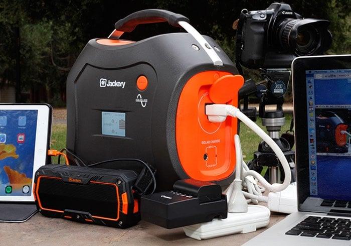 Jackery Power Pro 578 Watt Hour Portable Battery And