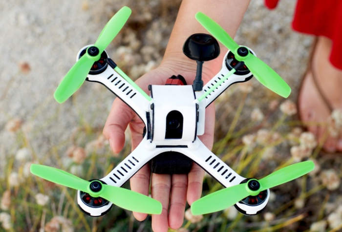 Racing Quadcopter