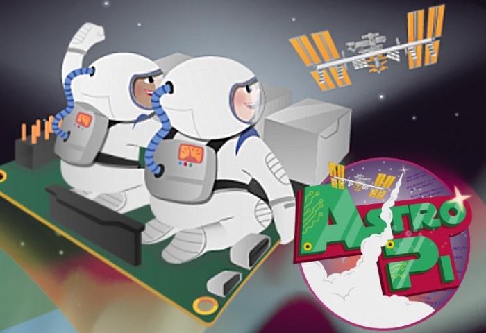Raspberry Pi European Astro Pi Challenge
