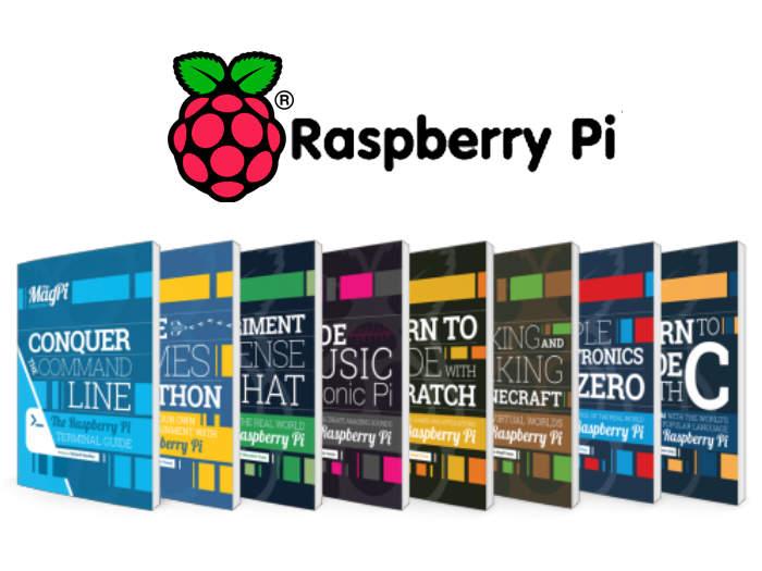 Raspberry Pi MagPi Essentials Magazine