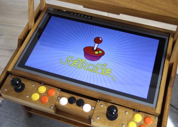 Raspberry Pi RetroPie Console Collection