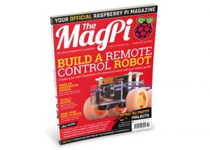 This Months Raspberry Pi Magazine Shows You How To Build A Remote Controlled Robot