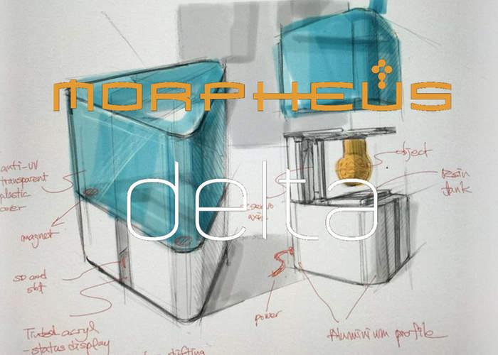 Resin 3D Printer
