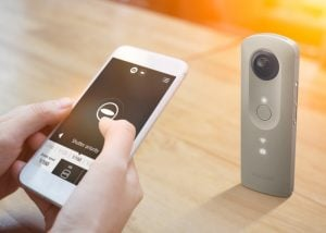 Ricoh Theta SC 360 Degree Camera Unveiled For $300