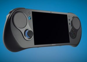 SMACH Z Handheld Gaming PC Relaunches On Kickstarter (video)