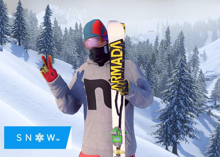 Snow PS4