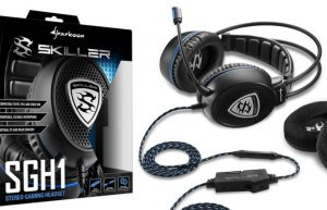 Sharkoon Skiller SGH-1 Gaming Headset Now Available For €20