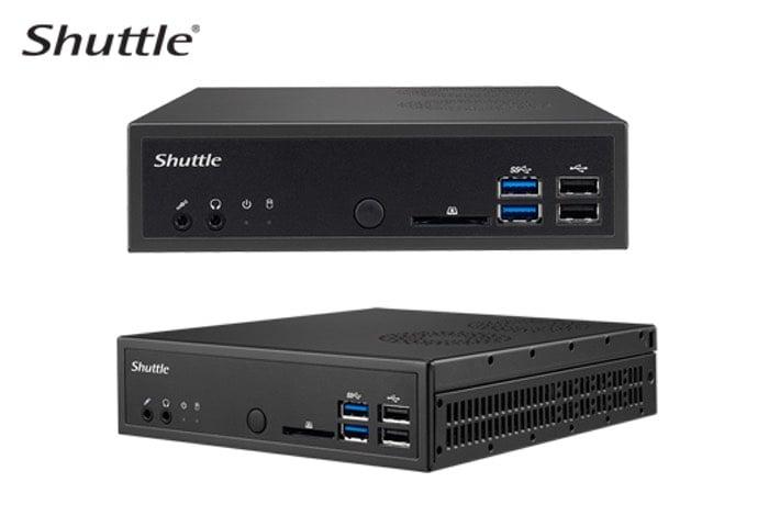 Shuttle DQ170 Slim Mini PC