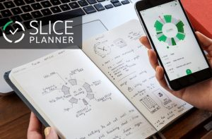 Innovative Slice Planner Combines Digital Calendars And Paper Notebooks (video)