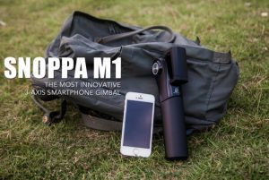 Snoppa M1 3-Axis Smartphone Gimbal (video)