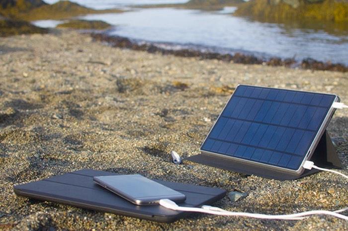 Solartab C USB-C Solar Charger
