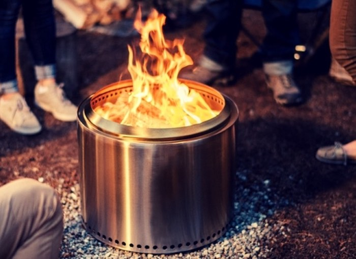 Solo Stove Bonfire Supper Efficient Fire Pit And Cooker