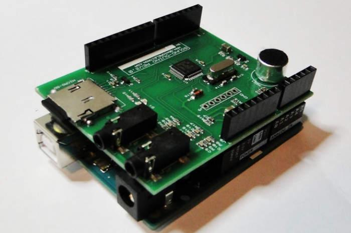 SoundDuino 3 Arduino Audio Shield