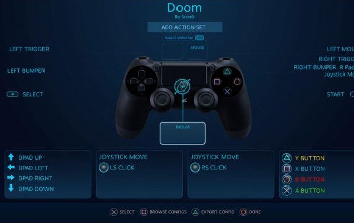 how to connect a ps4 controller to steam