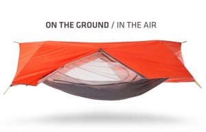 Sunda All-in-One Tent And Hammock (video)