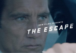 The Escape Trailer Released For New Clive Owen Short By BMW Films (video)