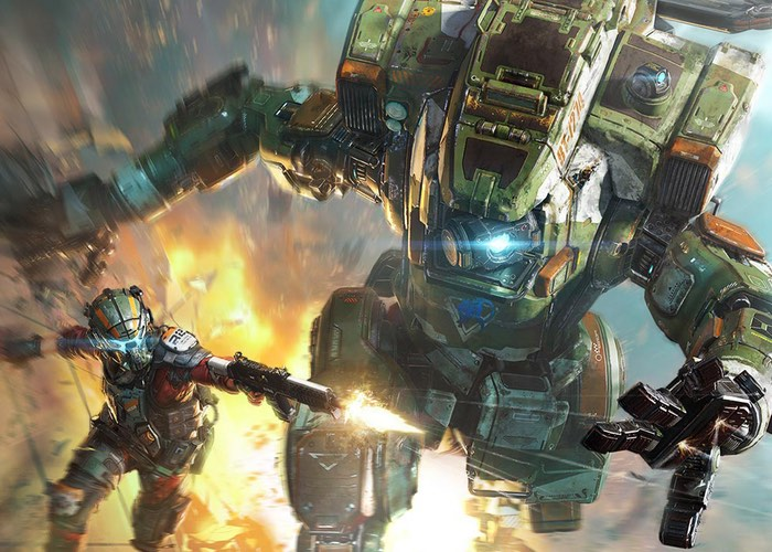 Titanfall 2 Launches